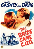 The Bride Came C.O.D. - DVD cover (xs thumbnail)