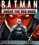 Batman: Under the Red Hood - Blu-Ray movie cover (xs thumbnail)