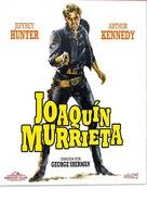 Joaquín Murrieta - Spanish Movie Cover (xs thumbnail)
