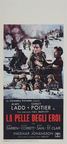 All the Young Men - Italian Movie Poster (xs thumbnail)