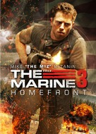 The Marine: Homefront - DVD movie cover (xs thumbnail)