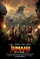 Jumanji: Welcome to the Jungle - Colombian Movie Poster (xs thumbnail)