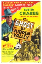 Ghost of Hidden Valley - Movie Poster (xs thumbnail)