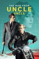 The Man from U.N.C.L.E. - Canadian DVD movie cover (xs thumbnail)