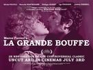 La grande bouffe - British Re-release movie poster (xs thumbnail)