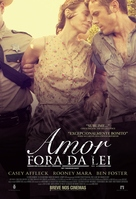 Ain't Them Bodies Saints - Brazilian Movie Poster (xs thumbnail)