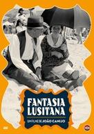 Fantasia Lusitana - Portuguese DVD cover (xs thumbnail)