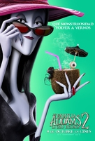 The Addams Family 2 - Spanish Movie Poster (xs thumbnail)