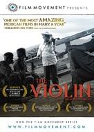 El violin - Movie Cover (xs thumbnail)