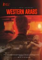 Western Arabs - Danish Movie Poster (xs thumbnail)