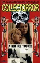La nuit des traquées - French VHS movie cover (xs thumbnail)