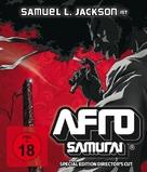 """Afro Samurai"" - German Movie Cover (xs thumbnail)"