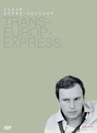 Trans-Europ-Express - French DVD cover (xs thumbnail)
