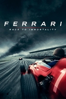 Ferrari: Race to Immortality - British Movie Cover (xs thumbnail)