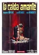 La peau douce - Italian Movie Poster (xs thumbnail)