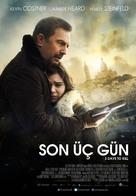3 Days to Kill - Turkish Movie Poster (xs thumbnail)