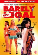 Barely Legal - Dutch DVD cover (xs thumbnail)