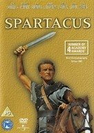 Spartacus - British Movie Cover (xs thumbnail)