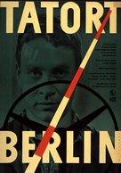 Tatort Berlin - German Movie Cover (xs thumbnail)