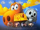 The Adventures of Rocky & Bullwinkle - British Movie Poster (xs thumbnail)