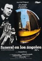 Un homme est mort - Spanish Movie Poster (xs thumbnail)