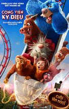 Wonder Park - Vietnamese Movie Poster (xs thumbnail)