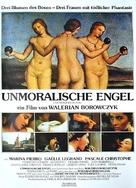 Les héroïnes du mal - German Movie Poster (xs thumbnail)