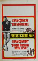 Thunderball - Movie Poster (xs thumbnail)