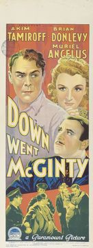 The Great McGinty - Australian Movie Poster (xs thumbnail)