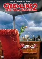 Gremlins 2: The New Batch - DVD cover (xs thumbnail)
