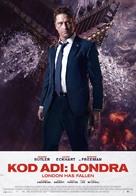 London Has Fallen - Turkish Movie Poster (xs thumbnail)