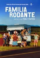 Familia rodante - Argentinian Movie Poster (xs thumbnail)