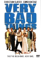 Very Bad Things - DVD cover (xs thumbnail)