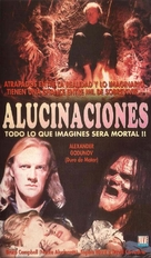 Waxwork II: Lost in Time - Argentinian Movie Cover (xs thumbnail)
