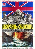 I Leopardi di Churchill - Italian Movie Poster (xs thumbnail)
