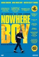 Nowhere Boy - Swiss DVD cover (xs thumbnail)
