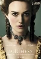 The Duchess - Swiss Movie Poster (xs thumbnail)