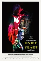 Un couteau dans le coeur - Movie Poster (xs thumbnail)