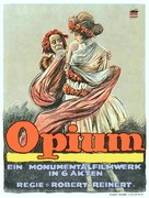 Opium - German Movie Poster (xs thumbnail)