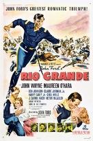 Rio Grande - Theatrical movie poster (xs thumbnail)