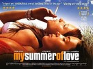 My Summer of Love - British Movie Poster (xs thumbnail)