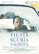 Pieniä suuria valheita - Finnish Movie Poster (xs thumbnail)
