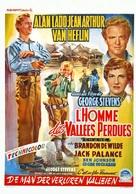 Shane - Belgian Movie Poster (xs thumbnail)