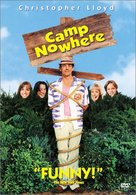Camp Nowhere - DVD cover (xs thumbnail)