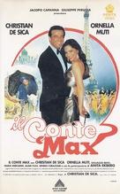 Il conte Max - Italian Movie Poster (xs thumbnail)