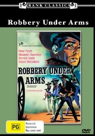 Robbery Under Arms - Australian Movie Cover (xs thumbnail)