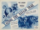 Along the Navajo Trail - Re-release movie poster (xs thumbnail)