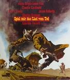 C'era una volta il West - German Movie Cover (xs thumbnail)