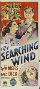 The Searching Wind - Australian Movie Poster (xs thumbnail)