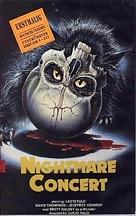 Un gatto nel cervello - VHS cover (xs thumbnail)